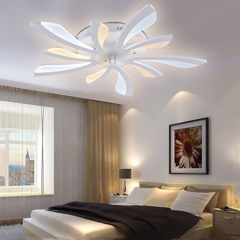 110v 220v led ceiling light plafonnier led moderne aydinlatma ... - Moderne Wohnzimmerlampen