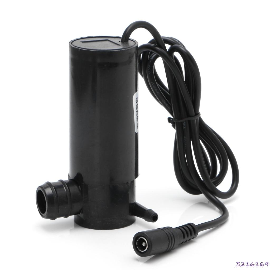 Heimwerker Dc 12 V/ac 220 V 36 Watt Tauch Wasserpumpe 10 Mt 400l/h Auto Waschen Bad Brunnen-29 # Elegant Im Stil
