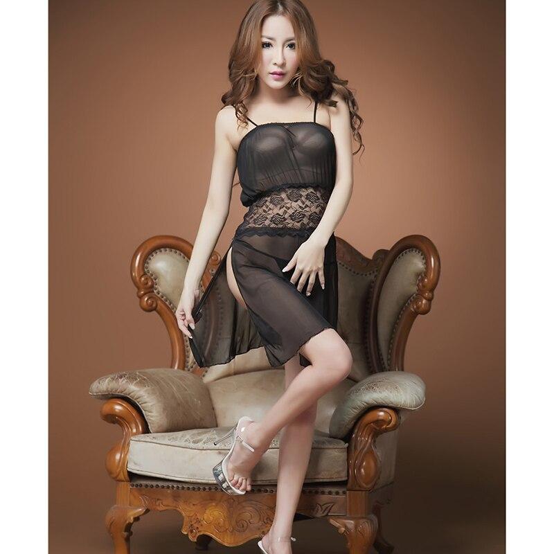Women Sexy Sleepwear Lingerie Erotic Costume Nightwear Underwear Lace Babydolls Dress Porn   Nightgowns   Nightdresss   Sleepshirts
