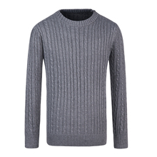 2018 Winter Mens Fashion Sweaters Solid Basic Pullovers Men Brand Warm Sweater Male Outerwear Jumper Knitted O neck Sweater