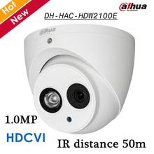 Dahua HDCVI Camera DH-HAC-HDW2100E 1.0MP HD 720p Security CMOS IR Night Vision Waterproof Outdoor cctv Dome Camera HAC-HDW2100E