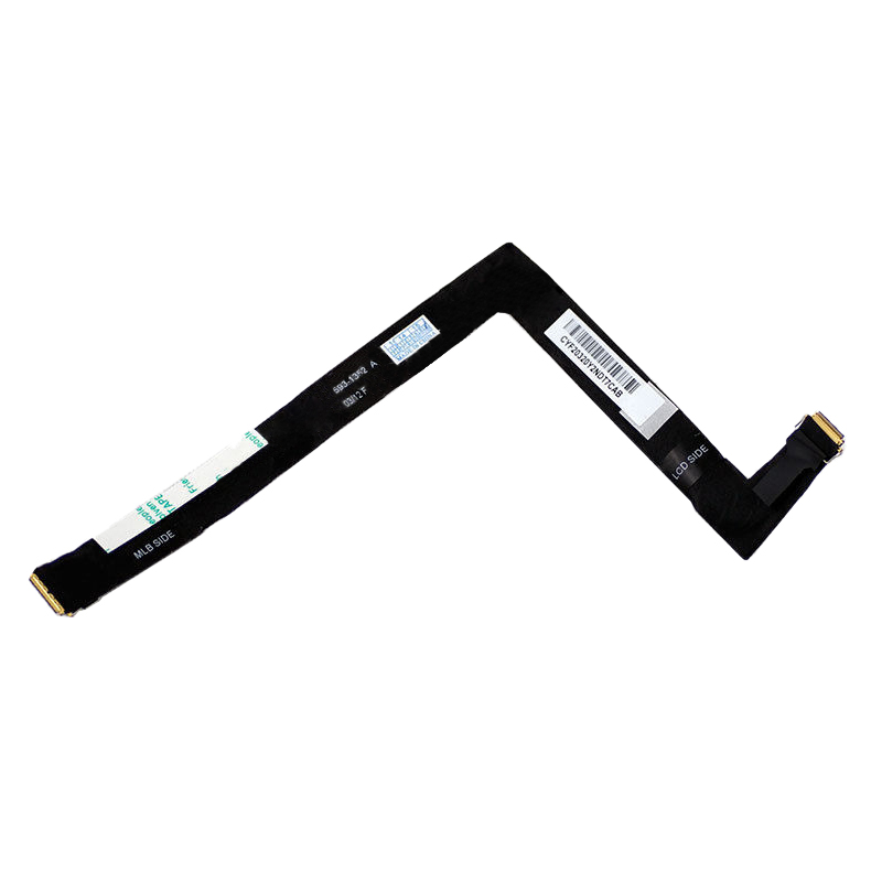New For Apple iMac 27 Series LCD Screen Display Flex Cable Replacement 593-1352 new original lvds lcd display screen flex cable for apple imac 27 923 0308 md095 md096 a1419 12 13year hk post free shipping