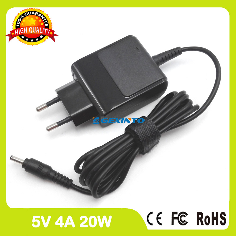 5V 4A Universal AC Adapter Battery Charger for Lenovo Ideapad 100S 80R2 100S-11IBY MIIX 310-10ICR EU Plug bluetooth keyboard for lenovo miix 300 10 8 miix 310 320 tablet pc wireless keyboard miix 4 5 pro miix 700 miix 510 720 case
