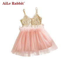 bbcb44d875 Buy girls sequin dress and get free shipping on AliExpress.com