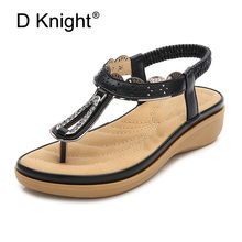 d81b3b8162 Black Low Wedge Sandals Promotion-Shop for Promotional Black Low ...