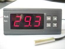 Регулятор температуры инкубации, высокая точность, микрокомпьютер электронный термостат Willhi WH7016E аквариум термостат