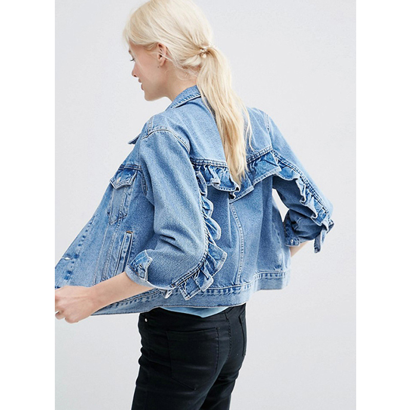 Compare Prices on Stretch Denim Jacket- Online Shopping/Buy Low ...