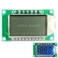 ЖК-Модуль Экран 3.5 Цифры 7 Сегмент ЖК-Дисплей Модуля HT1621 ЖК-Драйвер IC с Десятичной Точки Голубой Подсветкой для Arduino