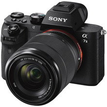 Sony A7 II Alpha A7 Mark II Mirrorless Digital Camera -24.3MP -5-Axis Stabilization -Full HD Video – Wi-Fi