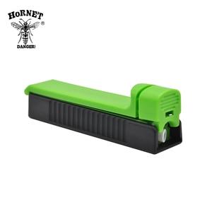 HORNET DANGER пластиковый Прокатный Станок для бумаги 8 мм Портативный сигаретный прокатный инструмент однотрубный инструмент для прокатки сигарет
