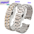 UYOUNG Wholsale Watchband 19mm 20mm 21mm 22mm watch Bracelets high quality stainless steel watch Accessories