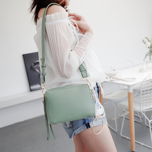 MICOCAH Rivet Bottom Women Crossbody Bag Metal Cirque Strap Wide Shoulder Casual Bags MHSD136