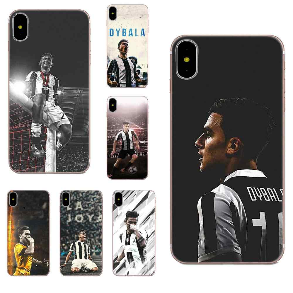 عرض ساخن لهاتف ابل ايفون 4 4s 5 5C 5s SE 6 6S 7 8 Plus X XS Max XR Bruno Dybala Fashion