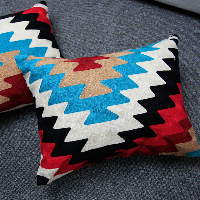 Ethnic Aztec Cushion Cover