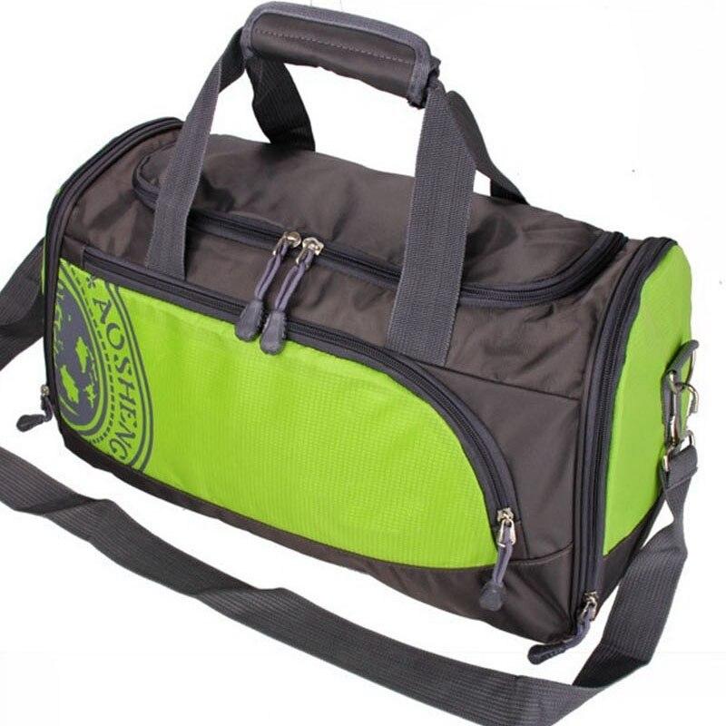 Yuetor 25l нейлон открытый мужской Йога вещевой мешок профессиональный Для мужчин и Для женщин Фитнес спортивную сумку горячий обучение Женска... ...