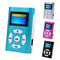 Portátil 8 GB MP3 Reproductor de Música Con 1.8 Pulgadas de Pantalla LCD de Pantalla Deportes Metal Mini Multicolor 8G Reproductor de MP3