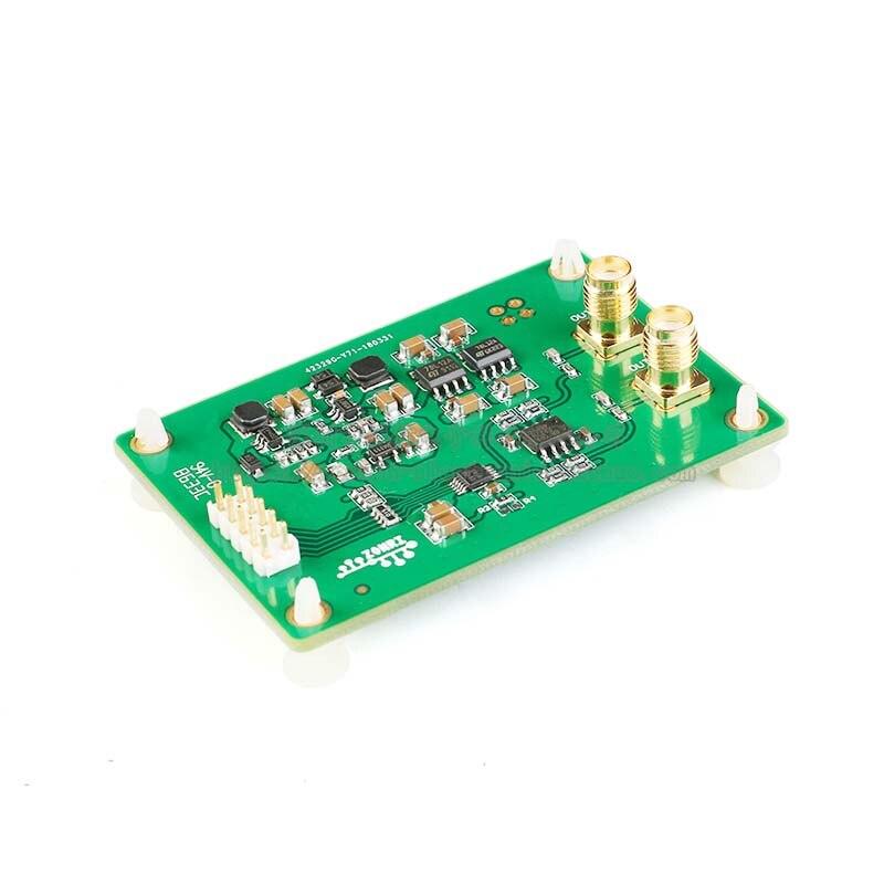 Livraison gratuite 1 pc DAC8563 double module DAC 16 bits sortie positive et négative 10 V module de collecte de données carte