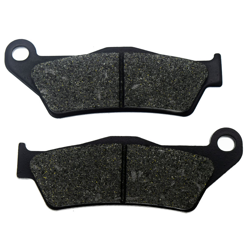 Motorcycle Front Brake Pads For CCM 404 DS Supermoto Trail 450 DS CMX450 604E Supermotard 644 DS FT650 FT710 S Flat Tracker P37