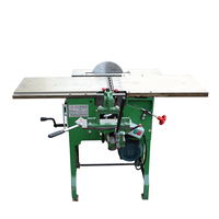 Woodworking machine electric wood planer