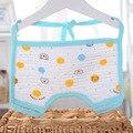 Fontes Do Bebê recém-nascido Do Bebê Babadores Burp Cloths Babadores Saliva Toalha de Algodão Do Bebê À Prova D' Água Bonito Para Crianças Auto Cuidados De Alimentação U-tipo