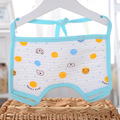 Newborn Baby Supplies Baby Bibs Cotton Saliva Towel Baby Cute Waterproof Bibs Burp Cloths For Children Self Feeding Care U-Type