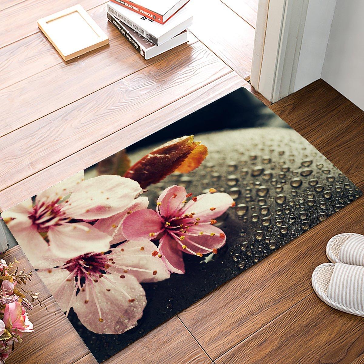 Home & Garden Door Mat Entrance Floor Mat Welcome Designed Funny Indoor Outdoor Doormat Printed Short Fluff Absorbent Floor Mat Superior Materials