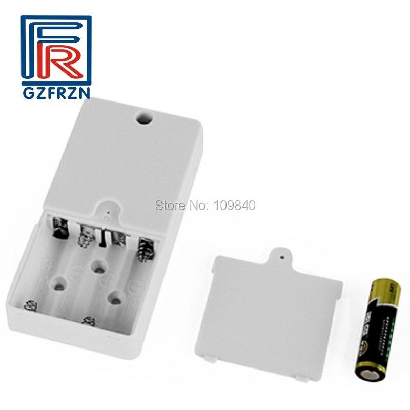 Купить с кэшбэком 1pcs 13.56mhz RFID Plastic Sauna Electronic Cabinet lock with F08 chip master key card for Swimming/Gym/Resort/fitness