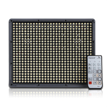 Aputure Amaran AL-HR672W LED Daylight Dimmable Video Light Panel,.4G Remote Control for DV Camcorder DSLR