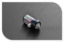 DFRobot Genuine Mini Micro DC Geared Motor, 3~9V 30mA 6V/96RPM 5V/80RPM 3V/48RPM for DIY smart Robot/Mobile platform/smart car