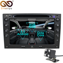 2 Din Android 8.0 Octa Core Car DVD Player for Renault Megane 2003-2009 GPS Navigation Multimedia Radio Stereo Head Unit