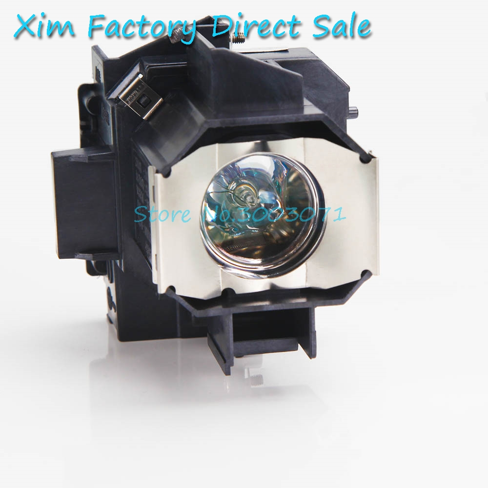 Free Shipping ELPLP39 / V13H010L39 with Housing for Epson EMP TW1000 / EMP TW2000 / EMP TW700 / EMP TW980-180Days Warranty