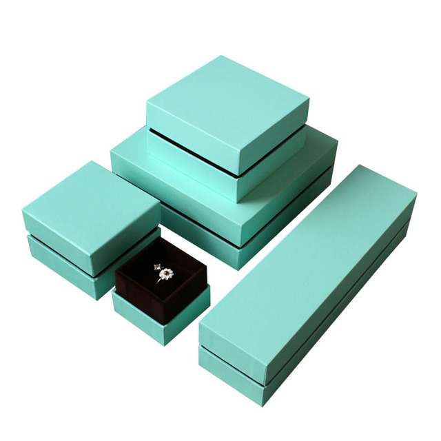 Jewellery Packaging For Earring High Quality Free Shipping 40pcs Lot Box With Velvet