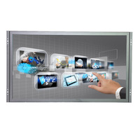 10 Points Touch Capacitive Touch Screen Monitor 21 5 Inch 1920 1080 VGA HDMI USB Multi