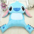 220x150cm Large Size Cartoon Mattress Stitch Cushion Plush Giant Stitch Plush Giant Totoro Bed Sleeping Bag Memory Foam matelas