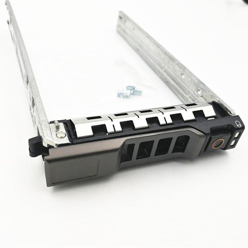 G176J 2.5'' SAS/SATAu Hard Drive Tray/Caddy/Sled/bracket For R710 R410 R610 M605 M905  HDD Tray Bracket Bay