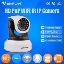 Vstarcam C7824WIP Беспроводная Ip-камера Wi-Fi 720 P Аудиозапись Камеры HD Видеонаблюдения Ик-cut Ночного Видения Главная Безопасность IP Камеры