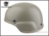 EMERSON ACH MICH 2000 Capacete Tático Militar Airsoft Helmet EM8975 Preto DE|mich 2000 helmet|helmet tactical|airsoft helmet -