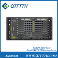 Original Fiberhome AN5516-06 GPON ou EPON OLT de pequeno porte, 19 polegadas, 6U altura, Terminal de Linha óptica