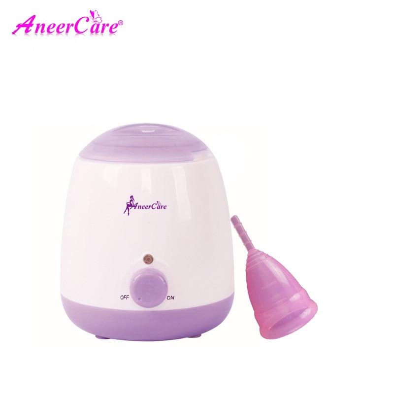 Menstrual Cup Sterilizer Menstruation Cup Dedicated sterilizer Medical Grade Silicone Feminine Hygiene Coupe Menstruelle все цены