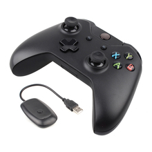 100% New 2.4G Wireless Controller For XBox One Gamepad Joystick Joypad + PC Receiver For Microsoft Office Game Laptop Controller