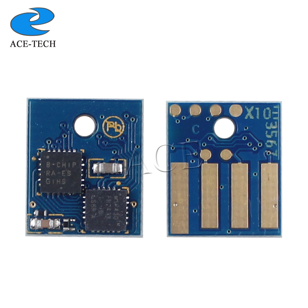 printer cartridge 62D5H00 625H for lexmark MX710 MX711 MX810 MX811 MX812 compatible toner chip in Cartridge Chip from Computer Office