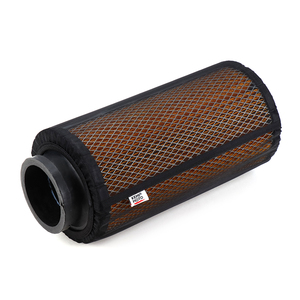 Image 3 - Black Car Dust Cover Air Intake Filter Protective Cover for Polaris RZR XP1000 XP4 1000 2014 2018 2015 2016 2017