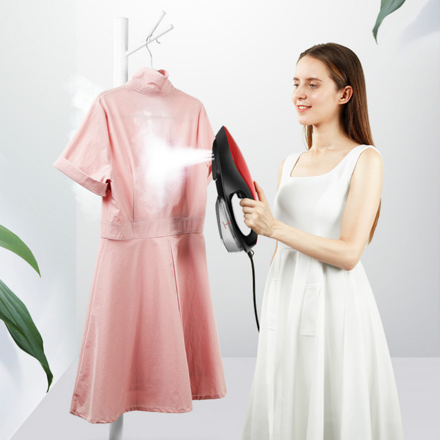 Portable Handheld Clothes Steamer Mini Electric Steam Iron Machine Ironing Machine Plancha Vapor Vaporera Animore
