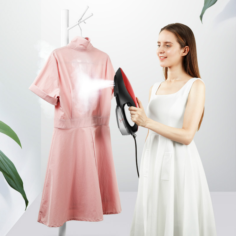 Portable Handheld Garment Steamer Mini Electric Iron Steam Machine Clothes Ironing Machine Clothes Steamer Plancha Vapor russia only 2000w garment steamer household handheld ironing machine 10 gear adjustable vertical flat steam iron clothes steamer