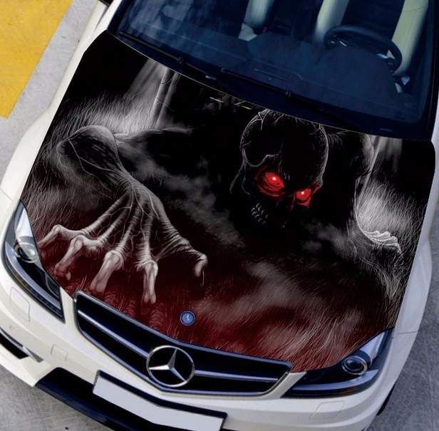 Online Get Cheap Custom Hood Decal Aliexpresscom Alibaba Group - Custom vinyl car hood decals