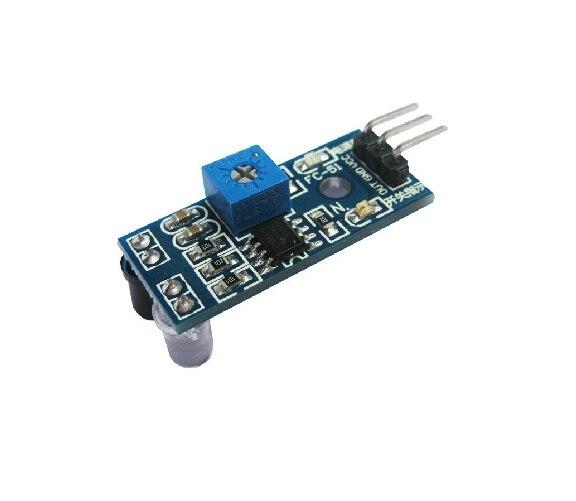 Free Shipping 10pcs IR Infrared Obstacle Avoidance Sensor Module For Arduino Smart Car Robot