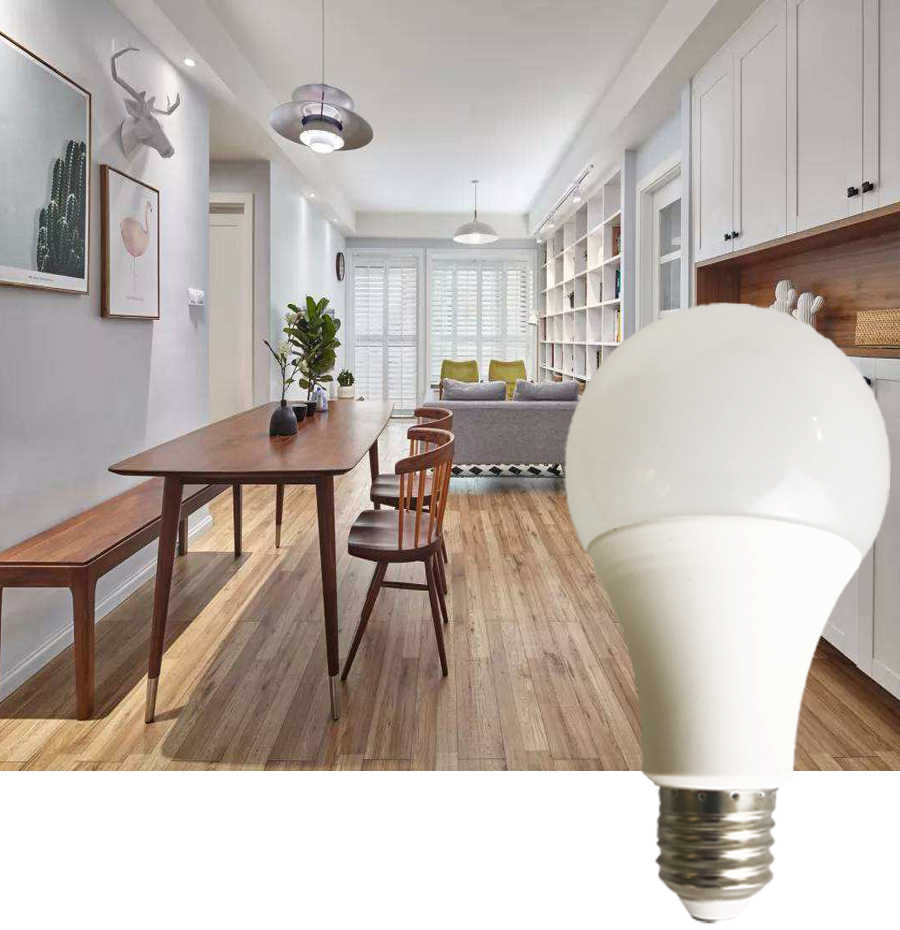 E27 LED אור הנורה בהירות גבוהה 220 V 110 V 3 W 5 W 7 W 9 W 12 W 15 W 18 W LED הנורה כוח אמיתי lamparas led קר חם לבן