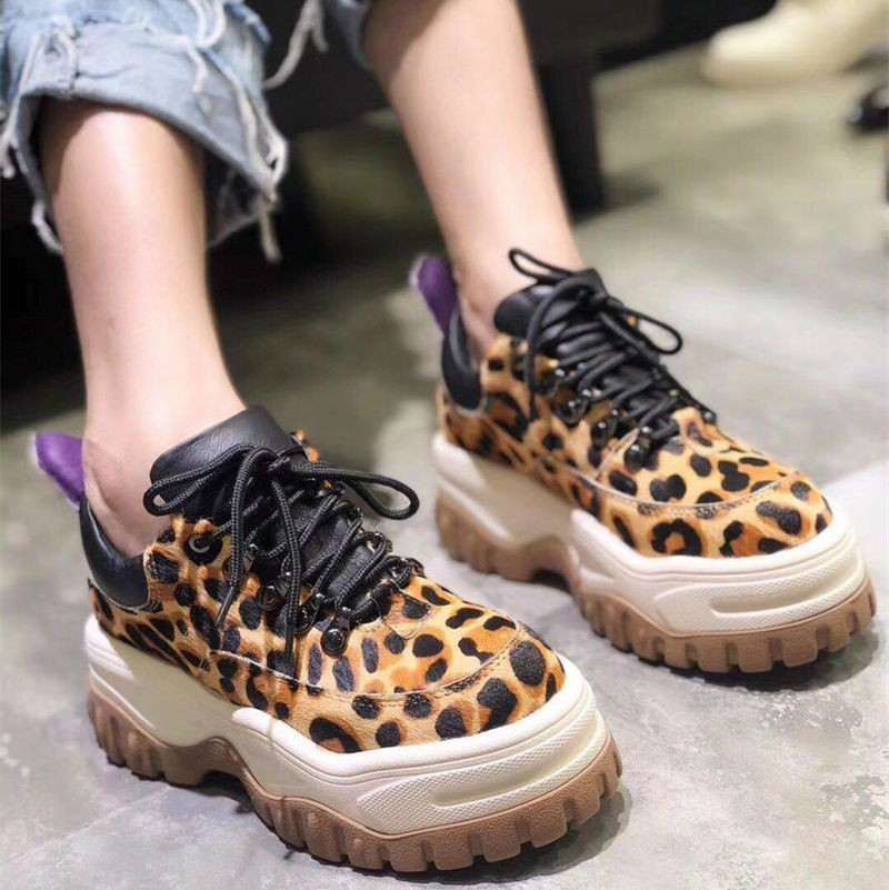 ERRFC Sexy Womens Platform Shoes Fashion Luxury Leopard Print Woman Casual Comfort Shoes Thick Bottom Height Increasing 35-39ERRFC Sexy Womens Platform Shoes Fashion Luxury Leopard Print Woman Casual Comfort Shoes Thick Bottom Height Increasing 35-39