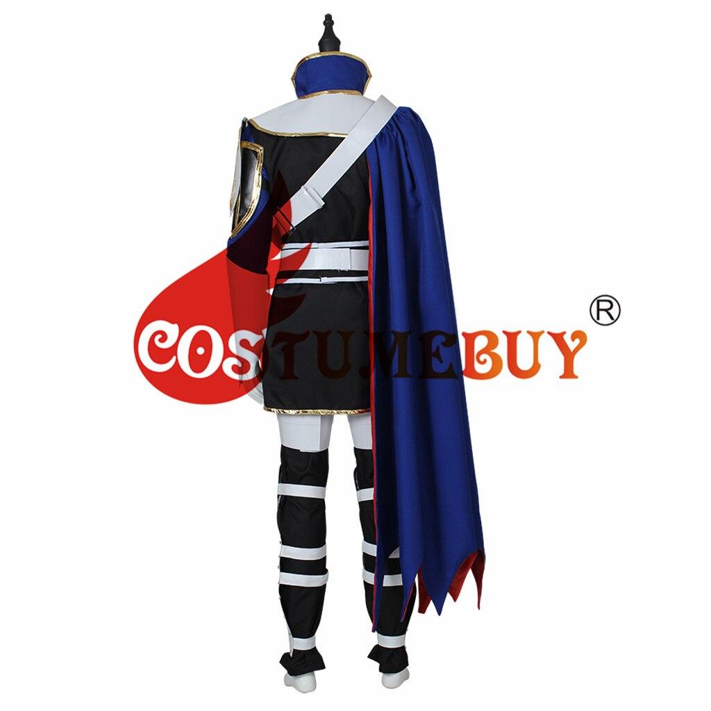Costume jeu emblème de feu lame de reliure Roy Cosplay Costume adulte hommes Halloween carnaval fantaisie ensemble complet Costume sur mesure - 2