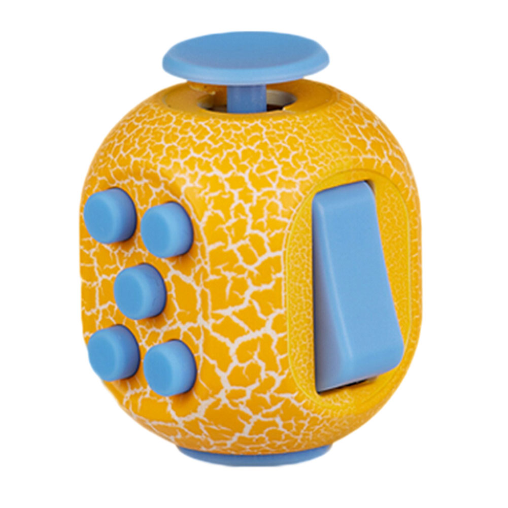 Squeeze Fun Stress Reliever Gifts Fidget Cube Relieves Anxiety And Stress Juguet For Adults Fidget Cube Desk Spin Toys